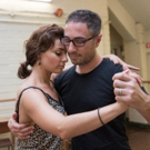 Photo Flash: In Rehearsal for TANGO MODERNO, Opening Next Week in Aylesbury Photo