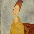 Amedeo Modigliani's Early Work Gets First U.S. Exhibition at The Jewish Museum Photo