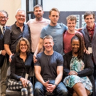 Photo Flash: Inside Rehearsals for Paul Rudnick's New Play BIG NIGHT at the Douglas Photos