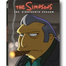 THE SIMPSONS to Release Season 18 on DVD