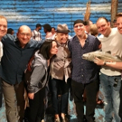 Photo Flash: THE PLAY THAT GOES WRONG Performs 'The Kiss that Went Wrong' at COME FROM AWAY