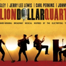 MILLION DOLLAR QUARTET to Arrive in Toronto This Winter