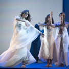 Photo Flash: First Look at Lyric's ORPHEE Featuring Joffrey Ballet