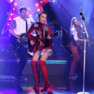VIDEO: Miley Cyrus Covers Nancy Sinatra Classic 'These Boots Were Made for Walking' Video