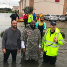 Houston Legend Trae Tha Truth Dives Right In to Save Victims of Hurricane Harvey