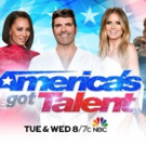 NBC's AMERICA'S GOT TALENT Matches 3-Year High