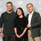 Photo Coverage: Matt Damon & More Attend DOWNSIZING Press Call at TIFF