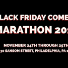 PHIT Comedy Seeks Submissions for 2017 Black Friday Comedy Marathon