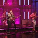 VIDEO: Phoenix Perform 'Telefono' on LATE NIGHT