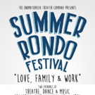 Onomatopoeia Theatre Company to Host SUMMER RONDO Fundraiser This Month
