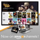 BROWN SUGAR VOD Service Now Available for Amazon Prime Members with Amazon Channels Photo