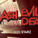 Starz Serves Up Another Ash-Kicking Dose of ASH VS EVIL DEAD, 2/25