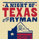 Aaron Watson Readies for Ryman Headlining Date 'A Night of Texas'