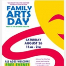 Warner Theatre Center for Arts Education to Host FAMILY ARTS DAY