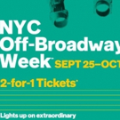 Get 2-for-1 Tickets to 36 Off-Broadway Shows Starting Today Photo