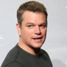 Matt Damon to Receive Stanley Kubrick Britannia Award for Excellence in Film