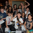 Exclusive Photo Coverage: SCHOOL OF ROCK Turns Yule of Rock for Carols For A Cure!