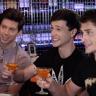 BWW TV Exclusive: The Boys of A BRONX TALE Share a Round on BROADWAY BARTENDER!