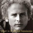 Art Garfunkel Announces Book Tour; 'What Is It All But Luminous' Out 9/26