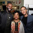 Photo Flash: Phylicia Rashad, Tarell Alvin McCraney and More Celebrate HEAD OF PASSES Photo