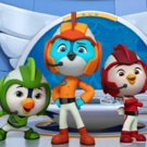 Nickelodeon Premieres New CG-Animated Preschool Series TOP WING, 11/6