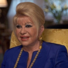 Trump's First Wife, Ivana  Opens Up to CBS SUNDAY MORNING 10/8