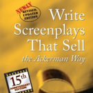Playwright & Screenwriter Hal Ackerman to Talk Revised Edition of 'WRITE SCREENPLAYS  Photo