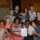 Exclusive Photo Coverage: CHICAGO Cast Slinks Into the Holiday Season with Carols For A Cure!