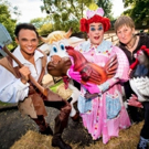 Photo Flash: Gareth Gates Launches Giant Panto JACK AND THE BEANSTALK in Wolverhampton Photos