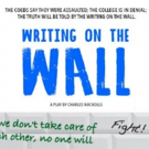 4thU Artivists to Present WRITING ON THE WALL for Domestic Violence Awareness Month
