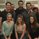 Ogunquit Playhouse Cast Honored with Special Guests During HEARTBREAK HOTEL Rehearsal