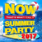 'Now That's What I Call A Summer Party 2017' Drops Today