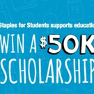 Lady Gaga Teams with Staples to Support Education & Inspire Positive Classroom Experiences Nationwide