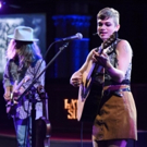 VIDEO: Lillie Mae Performs 'Over The Hill And Through The Woods' on LATE SHOW