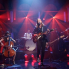 VIDEO: The Lumineers Perform 'Walls' on LATE NIGHT