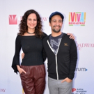 Photo Coverage: Lin-Manuel Miranda, Mandy Gonzalez and More Attend VIVA BROADWAY! Photos