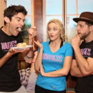 Photo Coverage: Pie Perfection- WAITRESS Cast Tastes Sweet Treats from 'Sugar, Butter, Flour: The Waitress Pie Cookbook'