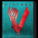 VIKINGS Season 4 Volume Two Arrives On Blu-ra & DVD This October