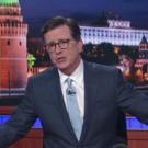 VIDEO: Colbert Kicks Off 'Russia Week'; Announces Possible Presidential Run