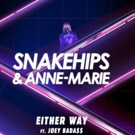 Snakehips & Anne-Marie Team with Joey Bada$$ on New Single 'Either Way'