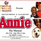 Memphis Black Arts Alliance Presents ANNIE Tomorrow