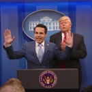 VIDEO: Broadway's Mario Cantone Debuts as Anthony Scaramucci on THE PRESIDENT SHOW
