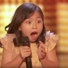 VIDEO: Adorable 9-Year-Old Earns Golden Buzzer on AMERICA'S GOT TALENT Video