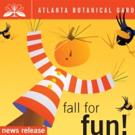 Fall for October Fun at the Atlanta Botanical Garden