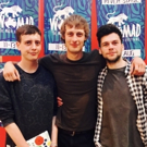 Russell Evans, Sam Robertson & Hugh Parry talk AFRO CLUSTER at WOMAD