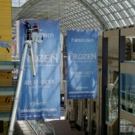 VIDEO: FROZEN Sends a Welcome Chill Over Summer as Banners Go Up in Denver!