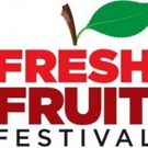 15th Anniversary Fresh Fruit Festival Coming to the wild project This July