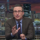 VIDEO: John Oliver Examines Stephen Miller's Statue of Liberty Remarks & More