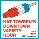 Sasheer Zamata, Shannon Coffey and More Set for July DOWNTOWN VARIETY HOUR at UCB East