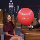 VIDEO: Katie Holmes Talks Thrill-Seeking Family Vacation on TONIGHT SHOW